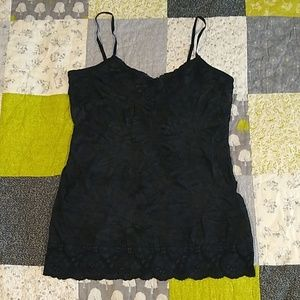 Maurices Lace Crinkle Cami